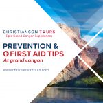 Prevention and First Aid Tips at Grand Canyon